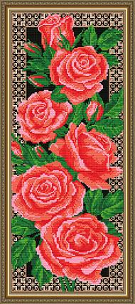 """Набор алмазной вышивки (мозаики) """"Розы"""" , фото 2"""