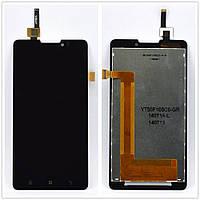 Дисплейный модуль для Lenovo P780 (black) 100% Original