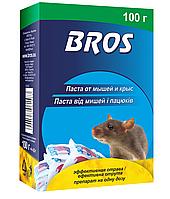 Bros Паста от мышей и крыс ( Брос ), 100 г