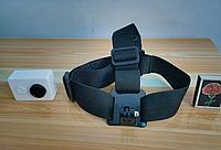 Крепление на голову для экшн-камер XiaoYi, GoPro, Sjcam