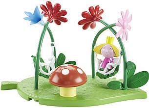Ben and Holly`s Little Kingdom игровой набор Маленькое королевство Бена и Холли Веселые качели