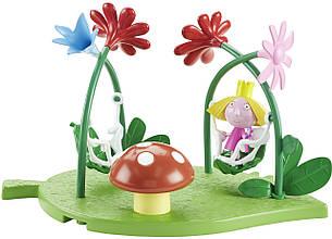 Ben and Holly's Little Kingdom ігровий набір Маленьке королівство Бена і Холлі Веселі гойдалки