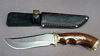 Охотничий нож Спутник Кабан м. Охотничий нож на подарок и для постоянного использования