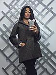 Женская модная куртка-бомбер, фото 2