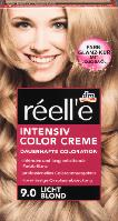 Крем - краска для волос réell'e Intensive Color Creme Licht Blond, 9.0 (светло - русый)