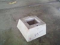 Фундамент ограждения Ф1з
