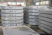 Плиты дорожного покрытия ж/б ПД 1-6