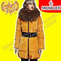 Женский пуховик Moncler XL