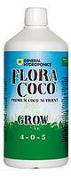 Flora Coco Grow 1 л. Удобрение GHE для кокосового субстрата.