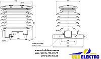 Трансформатор тока ТФЗМ-35 CTSO 38 - чешский аналог, фото 1