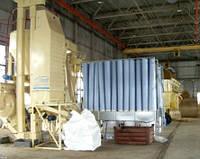 Участок гранулирования (пеллетирования) производительностью 1 т/час