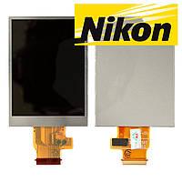 Дисплей (LCD) для цифрового фотоаппарата Nikon S4000, оригинал