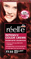 Крем - краска для волос réell'e Intensive Color Creme Brillant Rot, 77.55 (ярко - красный)