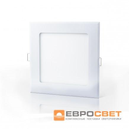 Светильник LED-S-150-9 9Вт 6400К встраиваемый
