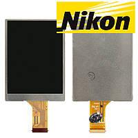Дисплей (LCD, экран) для цифрового фотоаппарата Nikon S3100, оригинал