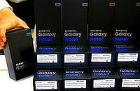 Samsung может потерять 17 млрд долларов в связи с прекращением продаж Samsung Galaxy Note7