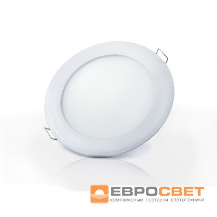 Светильник LED-R-120-6 6Вт 4200К встраиваемый