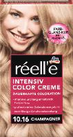 Крем - краска для волос réell'e Intensive Color Creme Champagner, 10.16 (цвет шампанского)