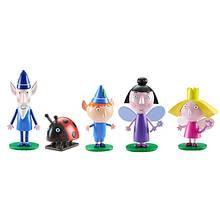 Ben and Holly's Little Kingdom набір фігурок Маленьке королівство Бена і Холлі В казковій країні
