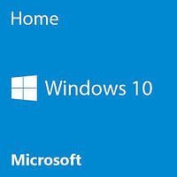 Операционная система Microsoft Windows 10 Home 64Bit Ukrainian OEM (KW9-00120)