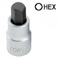"""Головка с насадкой HEX  TOPTUL BCDA1608  8 mm 55mm 1/2"""""""