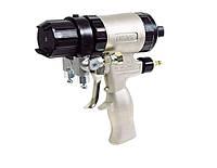 Пистолет для напыления ППУ и полиурии Graco Fusion MP. 2шт. Б/у 10 м3
