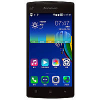 Тачскрин (сенсор) для Lenovo A2800D (black) Original