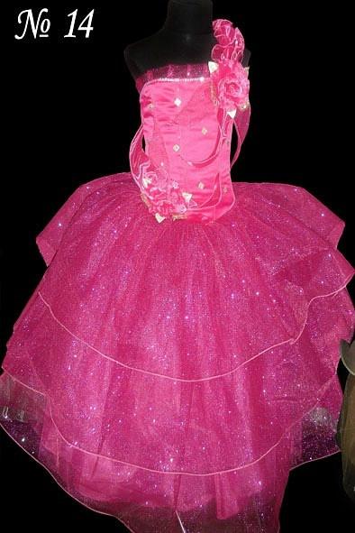 Платье на выпускной КУКОЛКА