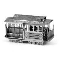 3D пазл металлический «Старый трамвай»