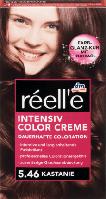 Крем - краска для волос réell'e Intensive Color Creme Kastanie, 5.46 (каштановый)