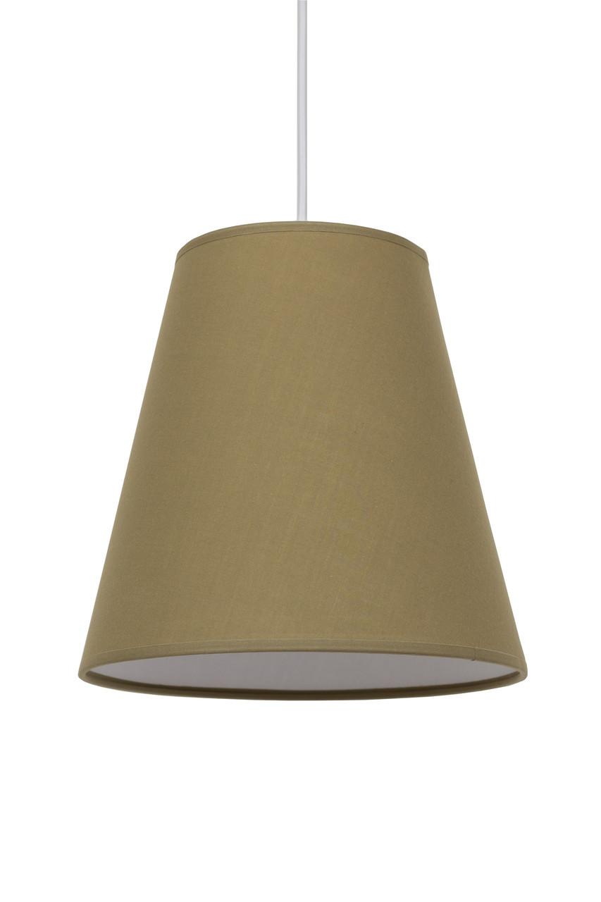 Підвісний світильник (колір гірчиця)