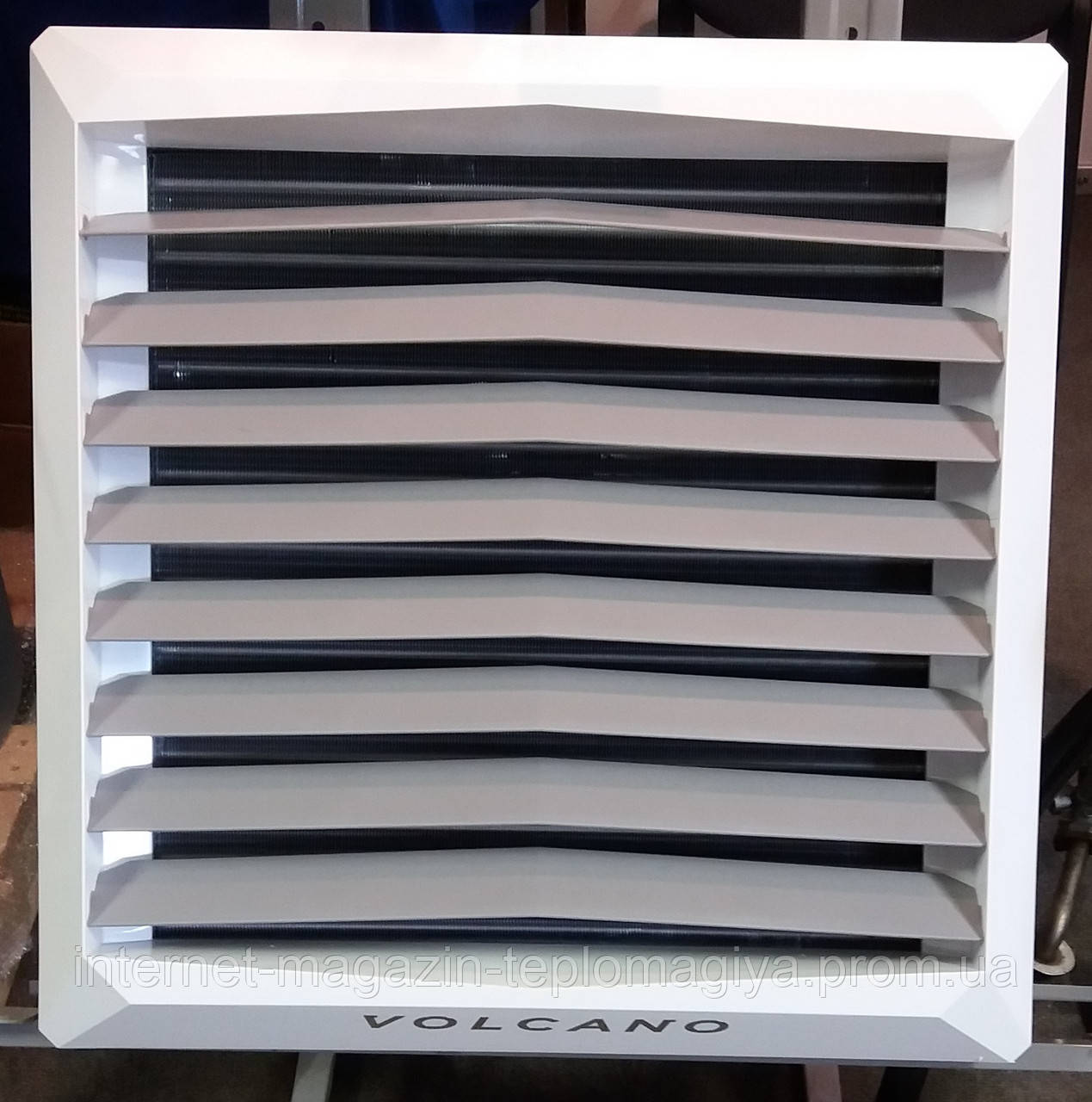 Водяной тепловентилятор Volcano Vr-3 (13-75 кВт)