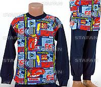 Детская пижама на мальчика интерлок AYL D22 5-R. Размер на 5 лет.