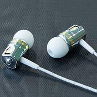 Гарнитура BSBESTE Q29 (Золото) вакуумные наушники с микрофоном для самсунга айфона 3,5 iphone samsung galaxy