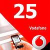 Стартовые пакеты Vodafone 25 для планшета телефона связи звонков международного общения