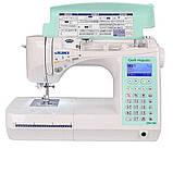 Комп'ютерна швейна машина Juki QM 700, фото 4