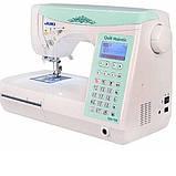 Комп'ютерна швейна машина Juki QM 700, фото 2