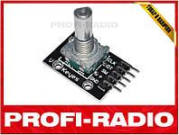 KY-040 Энкодер, датчик положения, контроллер для Arduino, Raspberry Pi