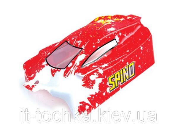 Запчасть для автомоделей himoto e18xb 1:18 buggy body red 28725