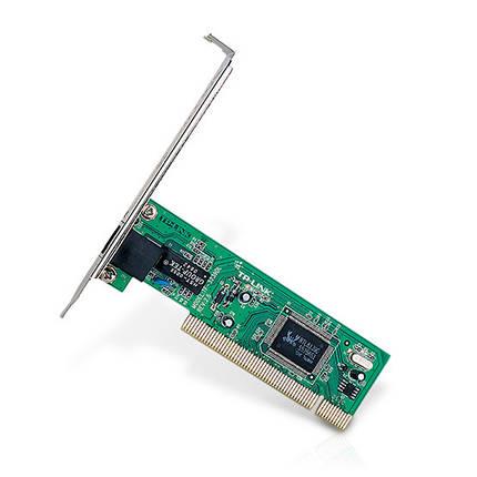Сетевая карта компьютерная TP - Link TF - 3239 DL 10 / 100 Мбит/с сетевой адаптер PCI / порт RJ45, фото 2
