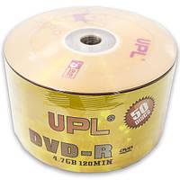 Диск DVD R UPL 4,7 GB Winnie the Pooh двд диски 16х bulk 50 шт для записи информации музыки видео
