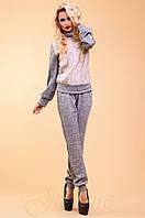 Женский спортивный костюм Элис розовый 42-48 размеры Jadone