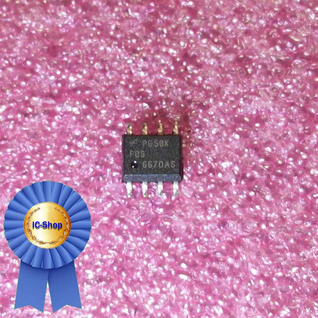 Микросхема FDS6670AS