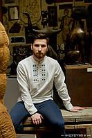 Рубашка мужская Радан голубая XXL