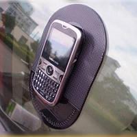 Автомобильный липкий коврик для смартфона планшета телефона влагостойкий
