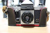 Фотоаппарат Praktica Super TL с объективом Индустар 50-2 3,5\50