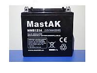 Аккумулятор МastAK MMB1214 12v 14Ah (мото серия)