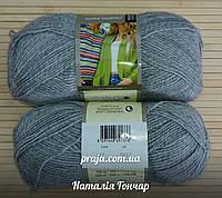 YarnArt Super Merino - 195 серый