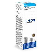 Чернила EPSON (T6732) L800 (Cyan) (C13T67324A) 70 г