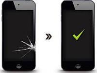 Замена сенсора тачскрина touchscreen